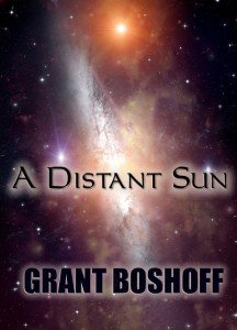 A Distant Sun Book-Cover