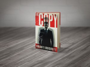 The Copy - 3D Book Cover